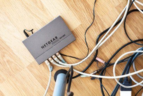 Internet bezprzewodowy w budynku - problemy z zasięgiem