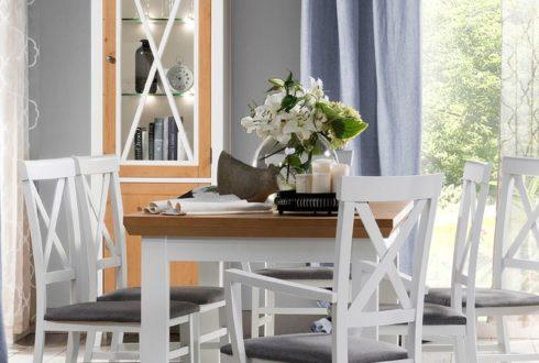 Meble do jadalni – stwórz z naszymi kolekcjami wnętrze w naturalnym stylu