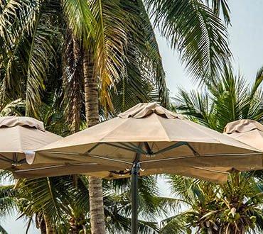 Jaki parasol do ogrodu ?