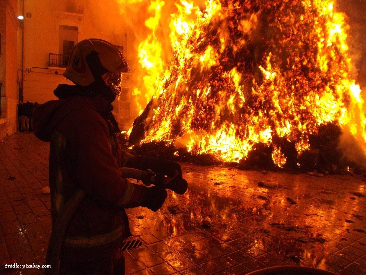 Ochrona przeciwpożarowa, która jest przyjazna dla środowiska