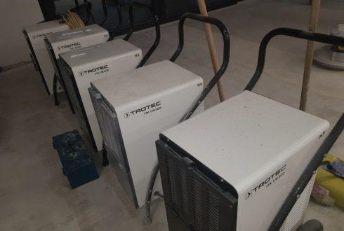 Jak poprawnie używać osuszacza powietrza?
