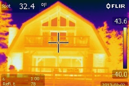 Jak wyeliminować ucieczkę ciepła przez ściany budynku?