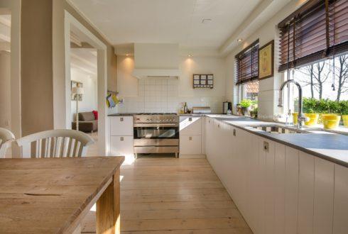 Remont kuchni – jakie farby wybrać?