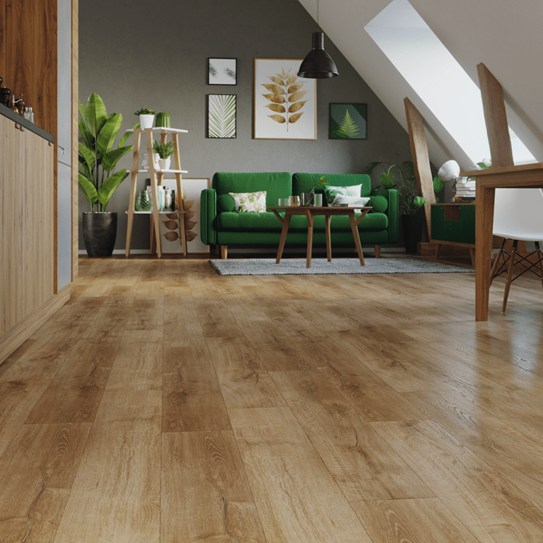 Podłoga bezproblemowa – łatwa do utrzymania w czystości