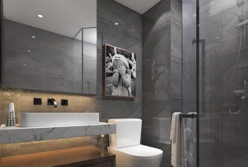 Czarne miski WC – Przegląd nowoczesnej ceramiki łazienkowej