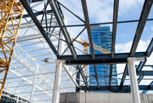 Pełnienie funkcji inspektora nadzoru inwestorskiego nad budową hali magazynowej